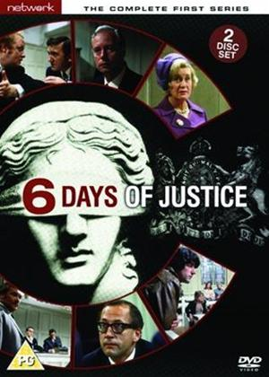 Rent Six Days of Justice: Series 1 Online DVD Rental