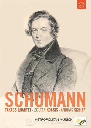 Rent Schumann: Takács Quartet/Zoltán Kocsis/András Schiff Online DVD Rental