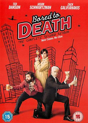 Rent Bored to Death: Series 2 Online DVD & Blu-ray Rental