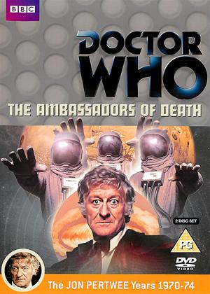 Rent Doctor Who: The Ambassadors of Death Online DVD Rental