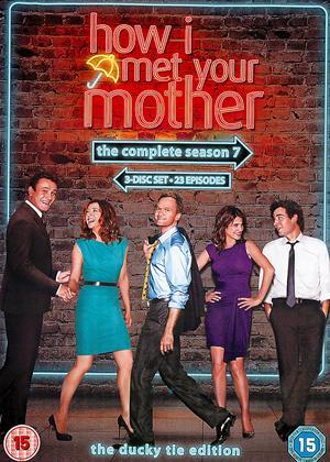 Rent How I Met Your Mother: Series 7 Online DVD Rental