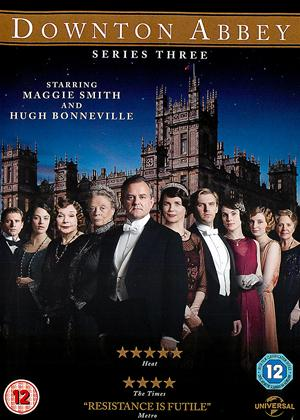 Rent Downton Abbey: Series 3 Online DVD Rental