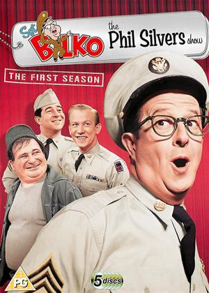 Rent The Phil Silvers Show: Series 1 Online DVD Rental