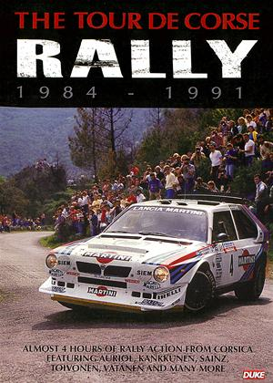 Rent The Tour De Corse Rally: 1984 to 1991 Online DVD Rental