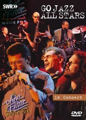 Rent Go Jazz All Stars in Concert Online DVD Rental