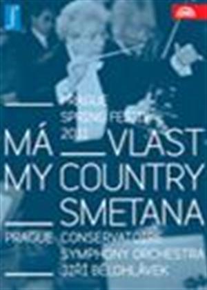 Rent Má Vlast: Prague Conservatoire Symphony (Belohlávek) Online DVD Rental