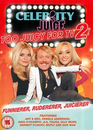 Celebrity Juice: Too Juicy for TV 2 Online DVD Rental