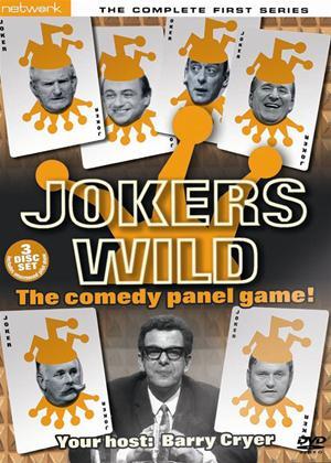 Rent Jokers Wild: Series 1 Online DVD Rental
