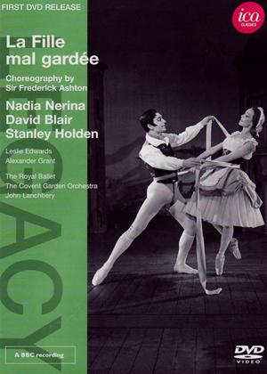 Rent La Fille Mal Gardée: The Royal Ballet (Lanchbery) Online DVD Rental