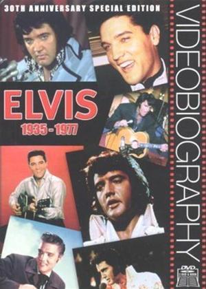 Rent Elvis Presley: Videobiography Online DVD Rental
