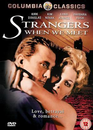 Rent Strangers When We Meet Online DVD Rental
