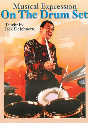 Rent Musical Expression: On The Drum Set - Taught by Jack DeJohnette Online DVD & Blu-ray Rental