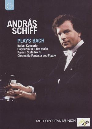 Rent András Schiff Plays Bach Online DVD Rental