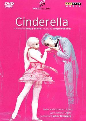 Rent Cinderella: Opéra National De Lyon (Kreisberg) Online DVD Rental