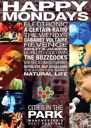 Rent Cities in the Park: Manchester's Music Festival Online DVD Rental