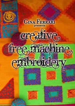 Rent Creative Free Machine Embroidery Online DVD Rental