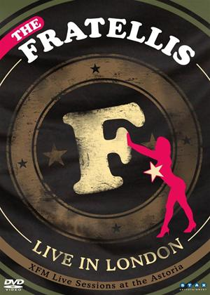 Rent The Fratellis: Live in London Online DVD Rental