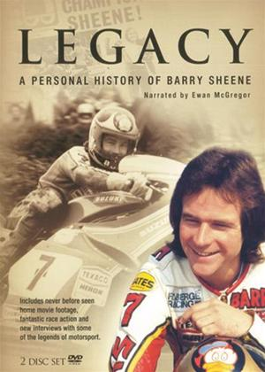 Rent Legacy: A Personal History of Barry Sheene Online DVD Rental