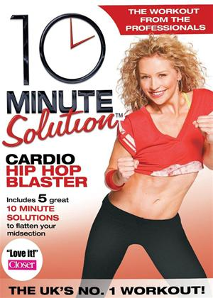 Rent 10 Minute Solution: Cardio Hip Hop Blaster Online DVD Rental