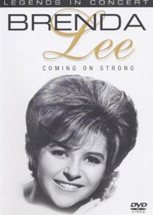 Rent Brenda Lee: Coming on Strong: Legends in Concert Online DVD Rental