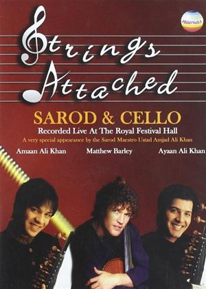 Rent Amaan Ali Khan, Matthew Barley, Ayaan Ali Khan: Strings Attached Online DVD Rental