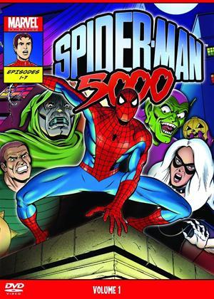 Rent Spider-Man 5000: Vol.1 Online DVD Rental