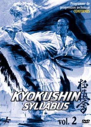 Rent Kyokushin Sylabbus: Vol.2 Online DVD Rental