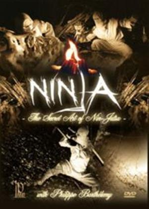 Rent Ninja: The Secret Art of Nin-Jutsu Online DVD & Blu-ray Rental