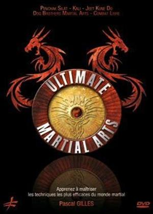 Rent Ultimate Martial Arts Online DVD Rental