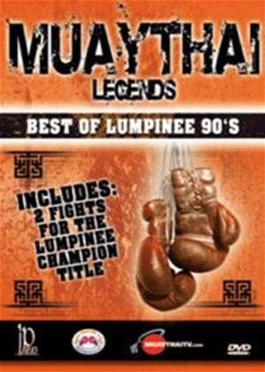 Rent Muay-Thai Legends: Best of Lumpinee 90's Online DVD Rental