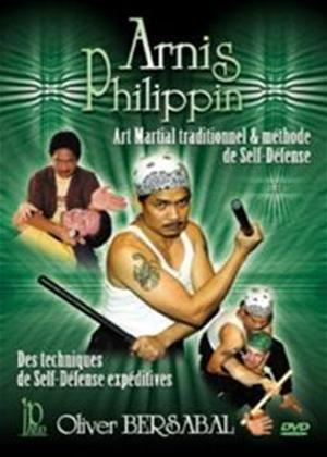 Rent Filipino Arnis: A Traditional Martial Art and Self Defence Method Online DVD Rental