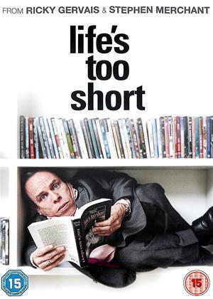 Rent Life's Too Short: Series 1 Online DVD Rental