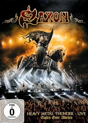 Rent Saxon: Heavy Metal Thunder Live - Eagles Over Wacken Online DVD Rental