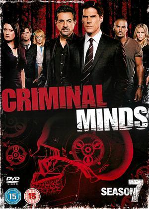Rent Criminal Minds: Series 7 Online DVD Rental