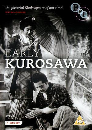 Rent Sanshiro Sugata (aka Sugata Sanshirô) Online DVD Rental