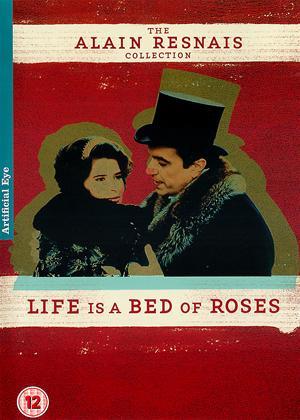 Rent Life Is a Bed of Roses (aka La Vie Est Un Roman) Online DVD Rental