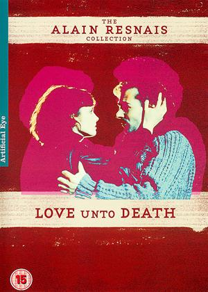 Rent Love Unto Death (aka L'amour à mort) Online DVD Rental
