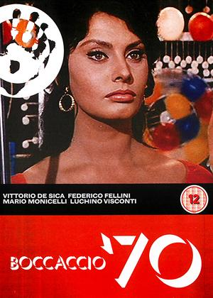 Rent Boccaccio '70 Online DVD Rental