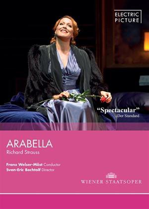 Rent Arabella: Wiener Staatsoper (Welser-Most) Online DVD Rental
