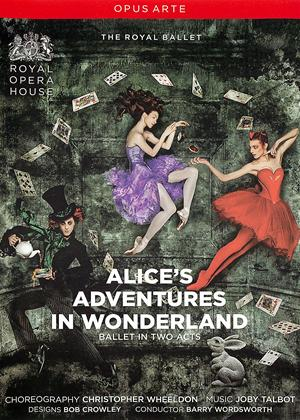 Rent Alice's Adventures in Wonderland Online DVD Rental