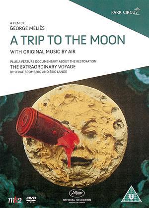 Rent A Trip to the Moon (aka Le voyage dans la lune / Le voyage extraordinaire /  A Trip to Mars) Online DVD & Blu-ray Rental