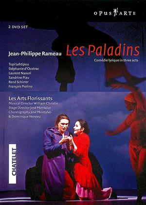 Les Paladins: Jean-Philippe Rameau Online DVD Rental
