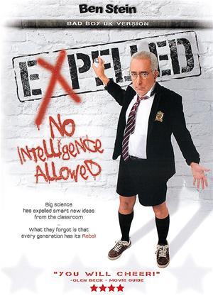 Rent Expelled: No Intelligence Allowed Online DVD Rental