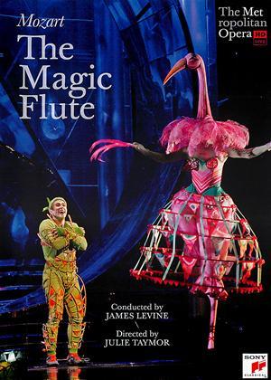 Rent The Magic Flute: The Metropolitan Opera (Levine) Online DVD Rental