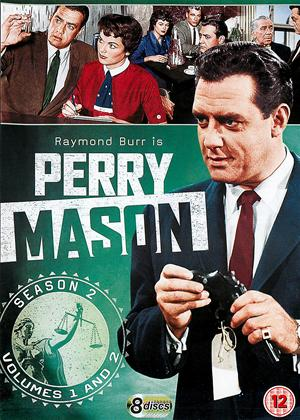 Rent Perry Mason: Series 2 Online DVD Rental