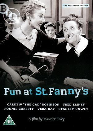 Rent Fun at St. Fanny's Online DVD Rental