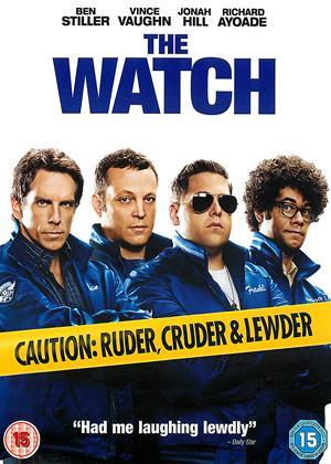 Rent The Watch Online DVD & Blu-ray Rental