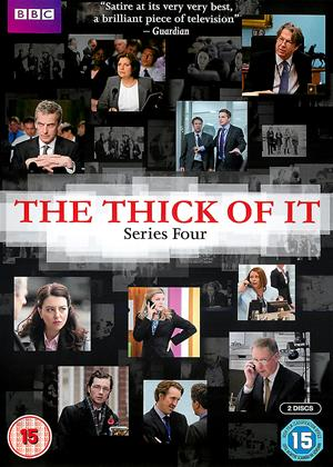 Rent The Thick of It: Series 4 Online DVD Rental