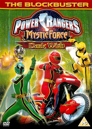 Rent Power Rangers Mystic Force: Vol.4 Online DVD Rental