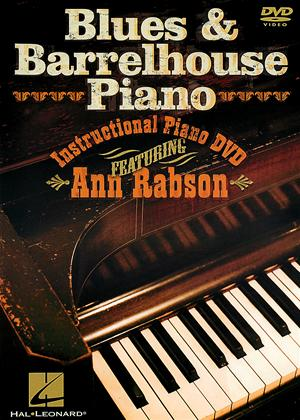 Rent Ann Rabson: Blues and Barrellhouse Piano Online DVD Rental